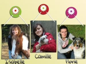 Florie Savy, Camille Feltz, Isabelle Feltz, Equivallée, Savy en équilibre, Ani'mes sens, ferme itinérante, animaux de la ferme en structure